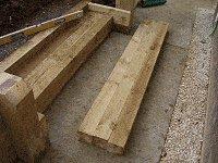 Garden Steps : Make Up the Second Tread