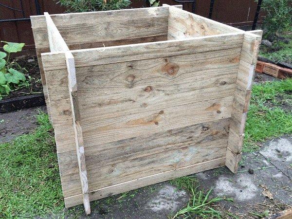 Interlocking Garden Bed Box : Stack Them Up