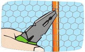 Elf Cave : Tie the Wire