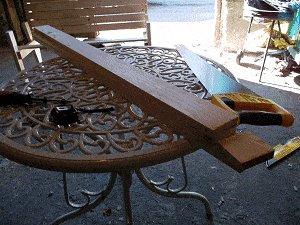 Bench Seat Plans : Cut 3 Seat Slat