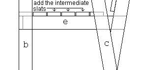 Bench Seat Plans : Add Intermediate Slats 2