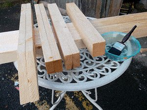 Bench Seat Plans : Preserve the Wood