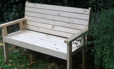 Bench Seat Plans : Picture