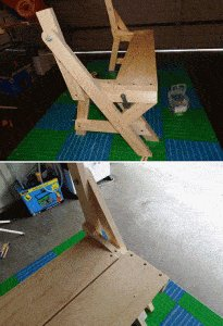 Kids' 2 in 1 Bench and Picnic Table Plan : Fix the Seats and Tabletop