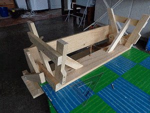 Kids' 2 in 1 Bench and Picnic Table Plan : Seat Braces