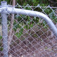 mesh and pipe fence mesh wire tie
