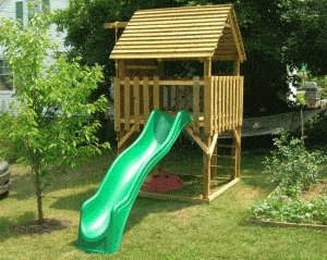 Kid's Play Fort : Photo
