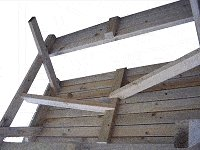 Traditional Picnic Table Plans : the Bracing