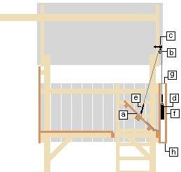 playfort trapdoor drawing