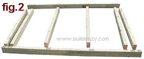 Playhouse Plans : Wall Frame Place