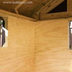 Playhouse Plans : Inside Ply