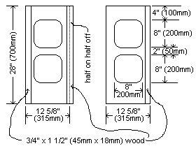 playhouse shutter windows dimensions