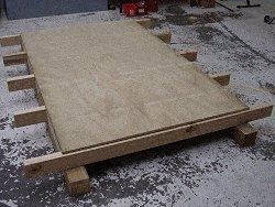 Plywood Playhouse Plan : Floor Finish