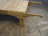 Platform Cart Project : Add Handles