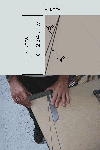sawstool angle find