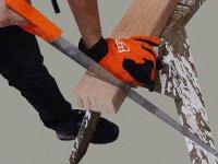 sawstool bottom leg cut