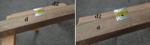 Seesaw with Sliding Seats : Prepare the Beam 2