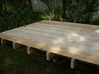 Shed Floor Plan : Boards