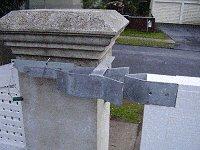 Sliding Gate Latch Design
