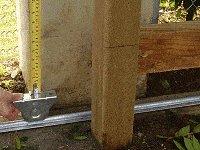 Sliding Gate : Determining the Gate Height