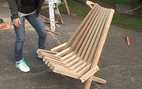 Stickchair Step 10