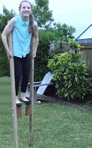 Stilts in Action