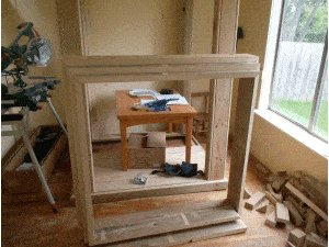 Tardis plan : make the head square frame 2