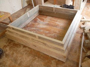 Tardis plan : make the head square frame 3