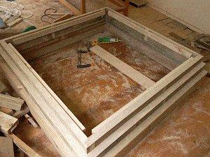 Tardis plan : make the head square frame 5