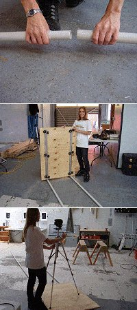 Track Dolly : Make the Tracks and Try It
