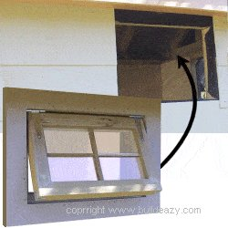 Playhouse Plans : Window Install Fit