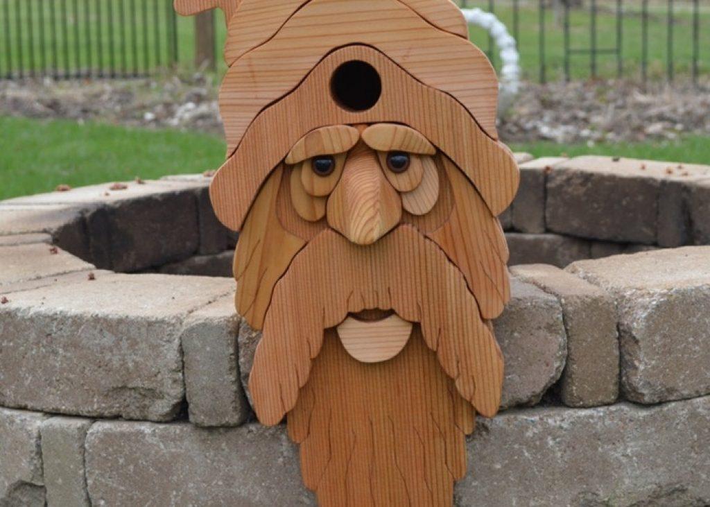 wooden dwarf